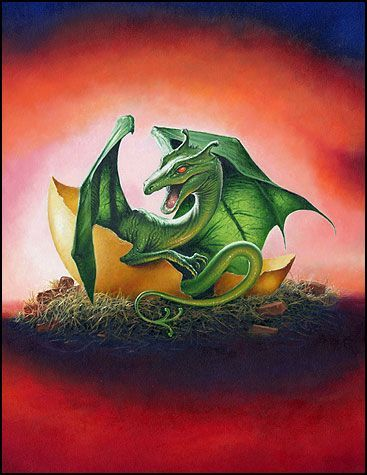 Les Edwards Dragon Kin 2553