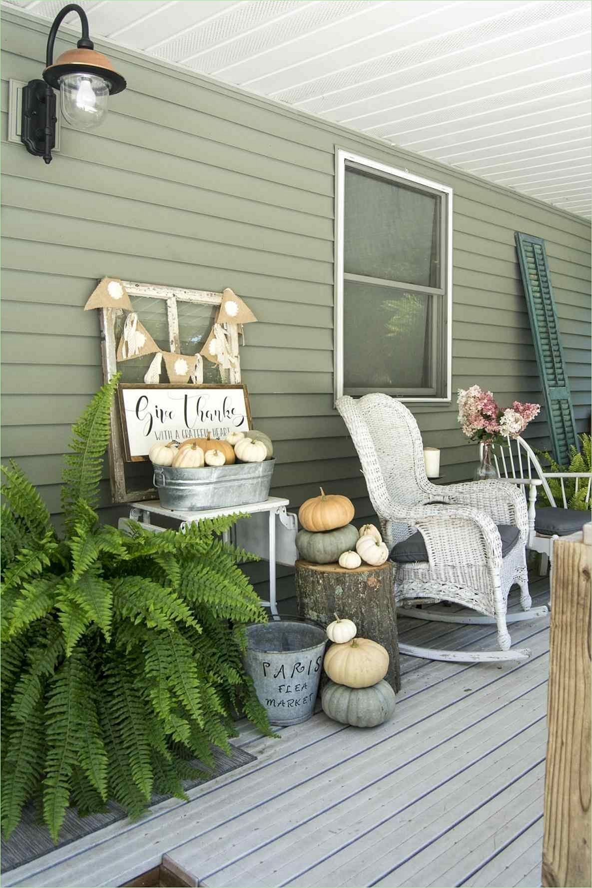 22 lovely spring front porch decoration ideas for best