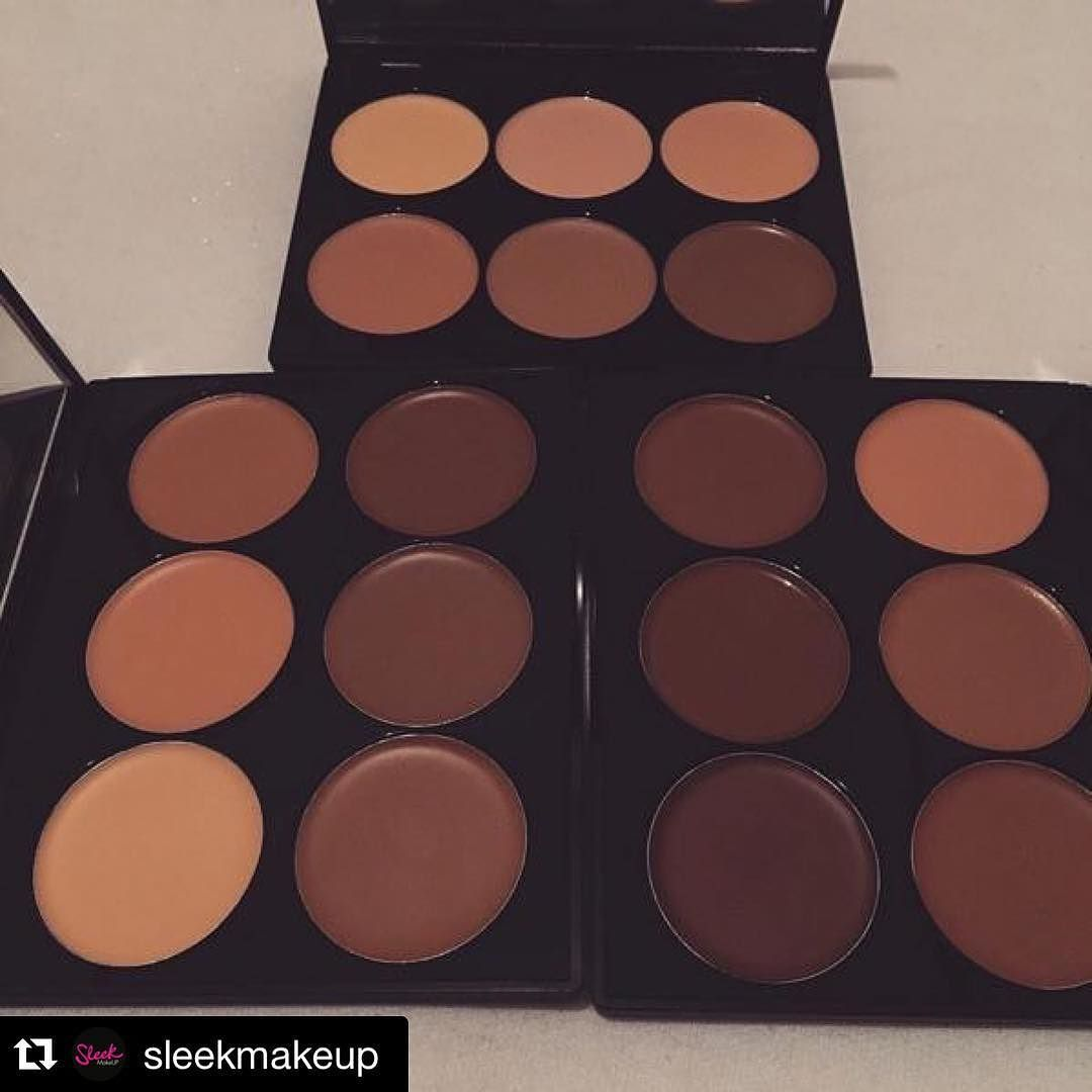 Taiba Glam Blog On Instagram Repost Sleekmakeup Launching Soon Already Highly Recommended By Soniaxfyza Slee Sleek Makeup Cream Contour Eyeshadow