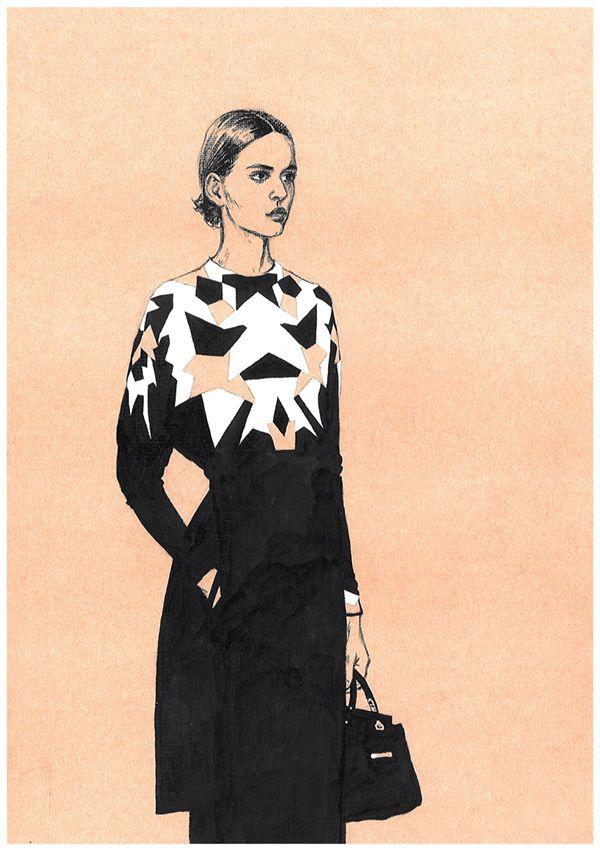 Fashion llustration   Fashion art illustration, Fashion