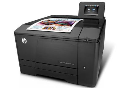 Hp Laserjet Pro 200 M251nw Wireless Color Perfect Printer For Home And Office Binatang