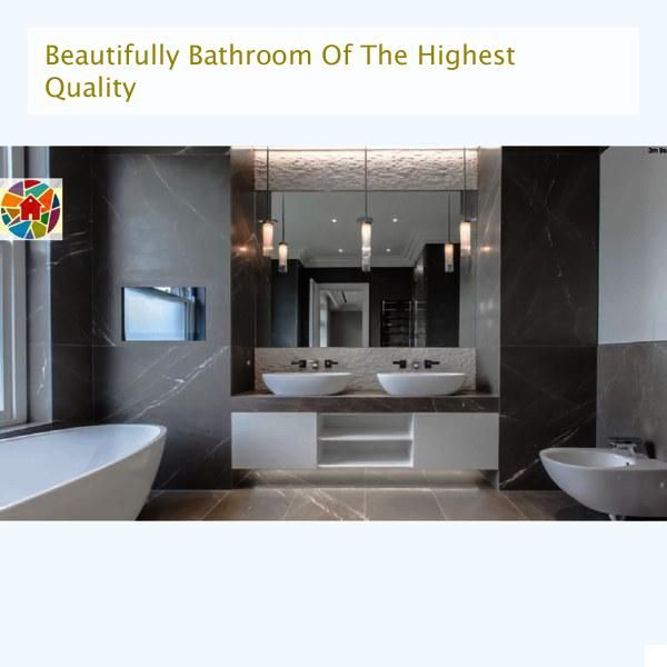 Dark Marble Bathroomdesigns: Read About # Bathroomdesigns Please Click Here For More