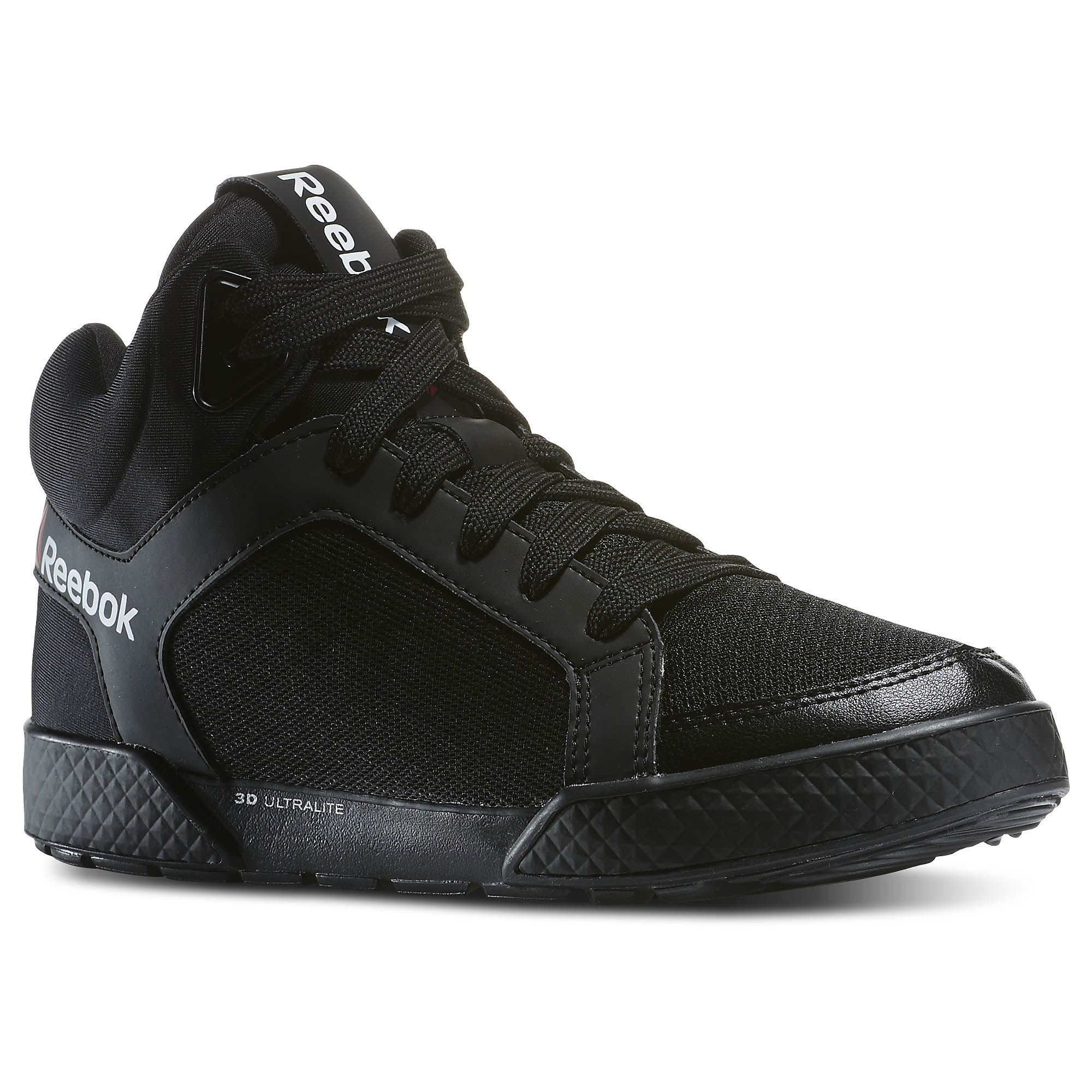 Reebok Dance UrTempo Mid 3.0 TXL | Reebok Shoes | Black