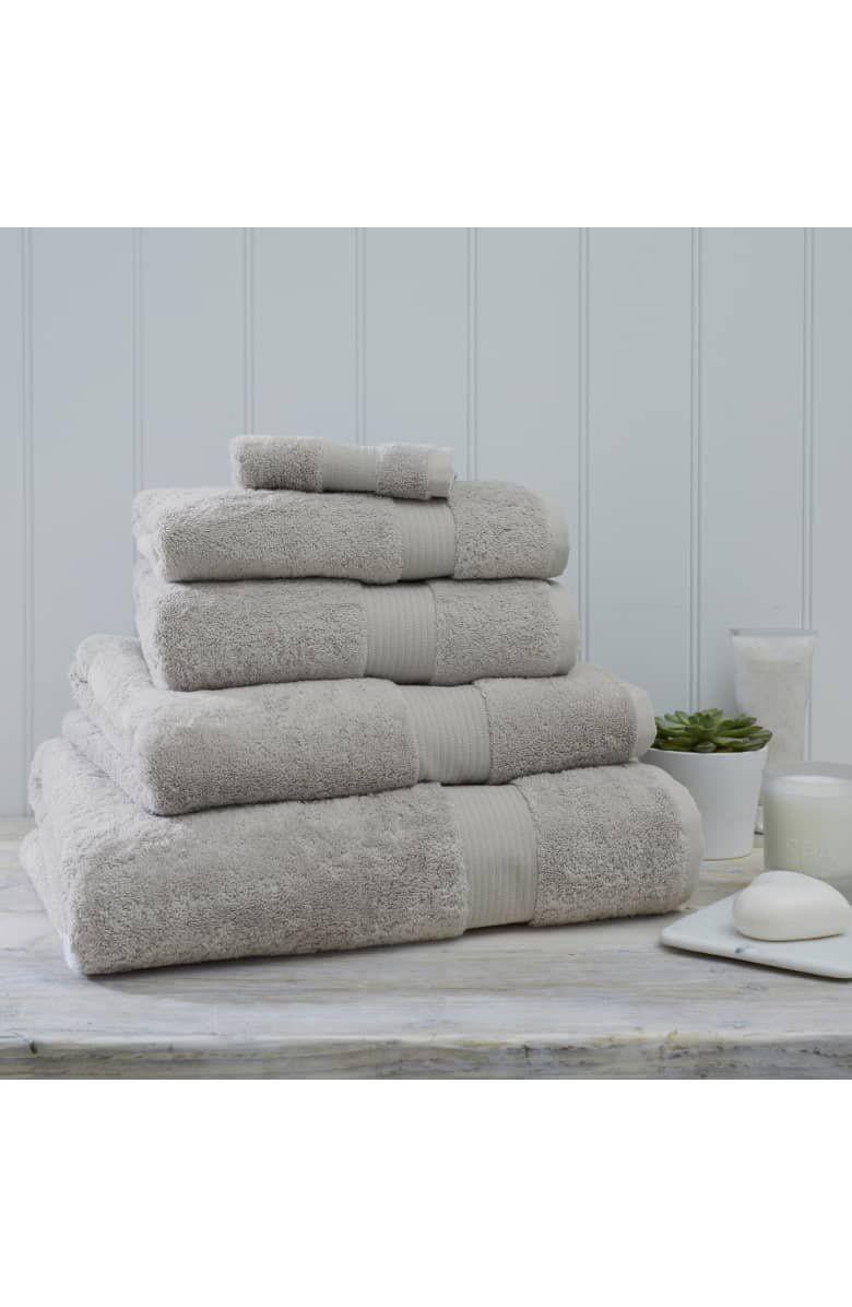 The White Company Luxury Egyptian Cotton Bath Towel The White