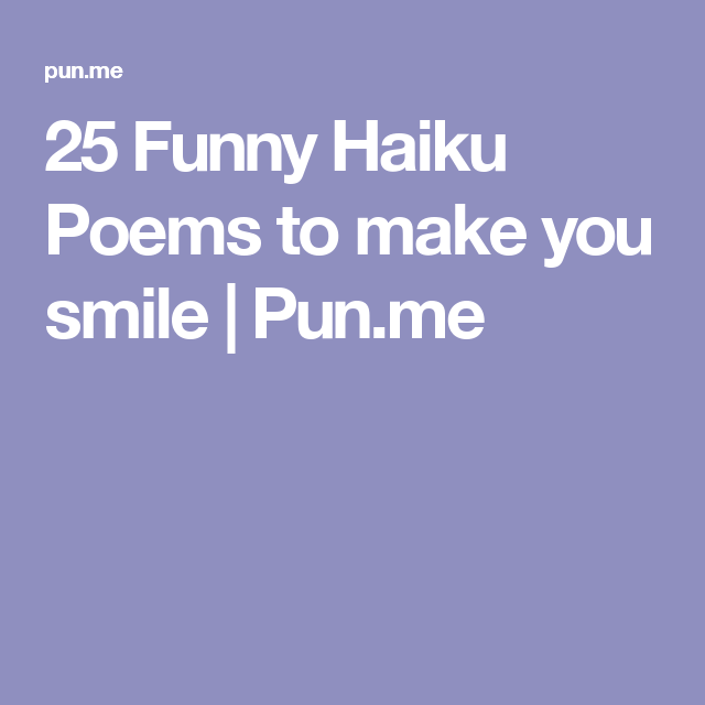 how to create a haiku poem