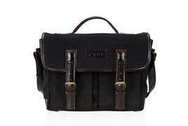 029608eb60218 Genuine leather shoulder bag Solier SL14 HIKE