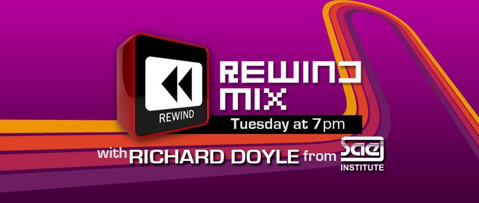 Rewind Mix with Richard Doyle