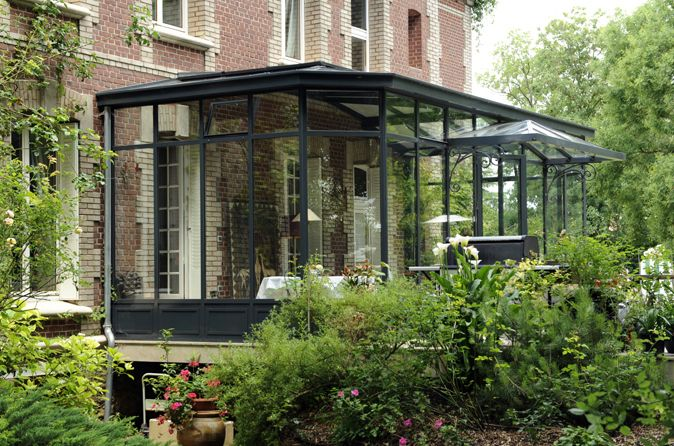 Une Veranda Moderne Deco Veranda Veranda Veranda Moderne