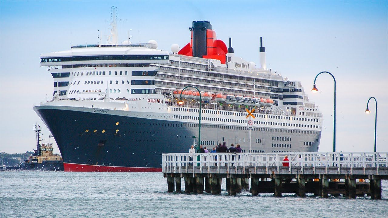 TOP Biggest Cruise Ships In The World THE GOOD EARTH - Top 10 biggest cruise ship
