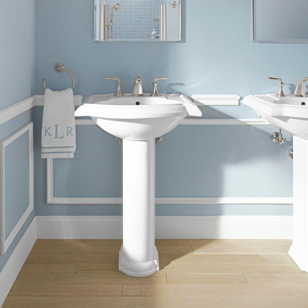 100+ Kohler Pedestal Sinks Small Bathrooms - Best Interior Wall ...