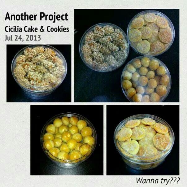 Jan Hagel Cookies Nastar Peanut Caramel Cookies Aneka Kue Nastar