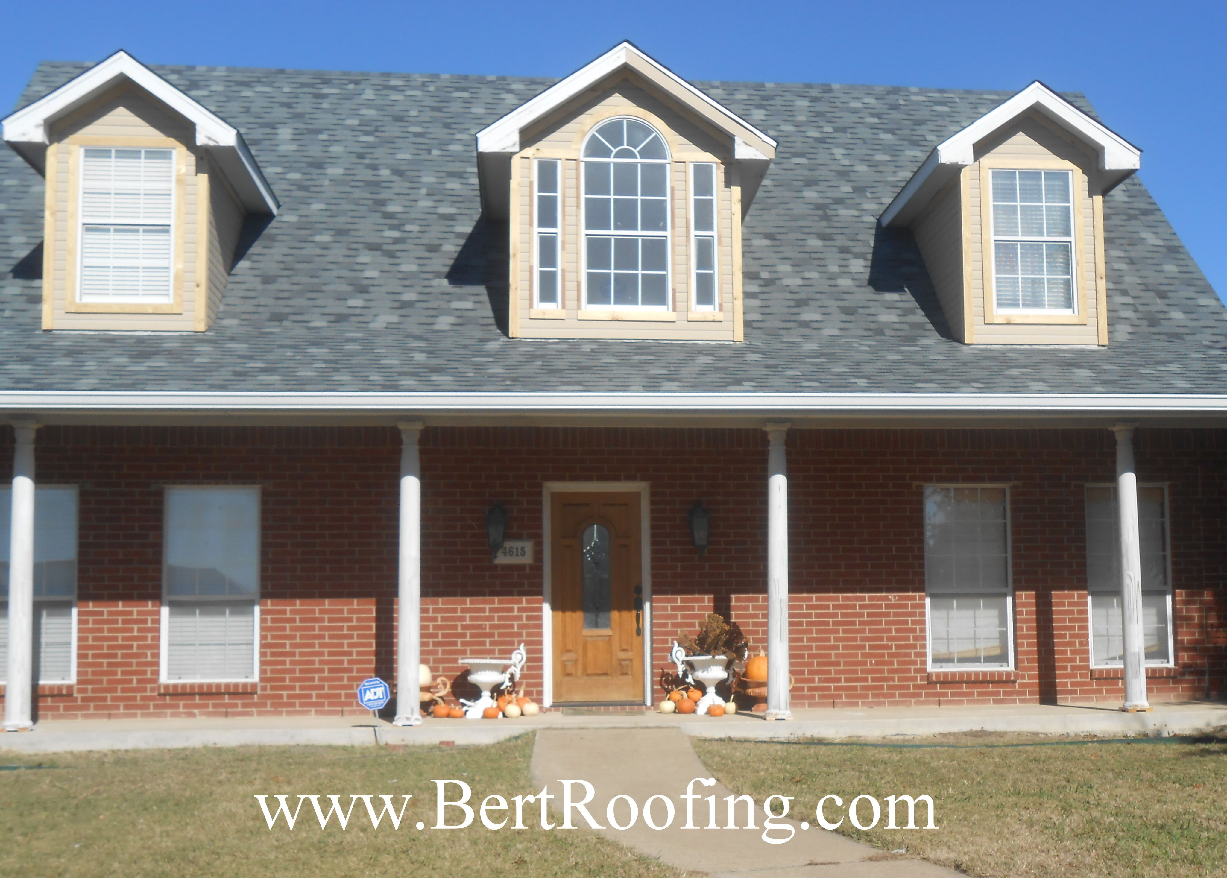 Certainteed Presidential Composition Shingle Color Weathered Wood Installed By Bert Roofing Inc Of Dallas In Wylie On Roofing Roofing Contractors Certainteed