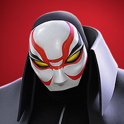 The Evil And Silent Yokai Wears A Creepy Kabuki Mask Big Hero 6 Big Hero Halloween Villain