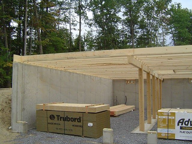Raised Floor Framing Floor Framing Home Addition Plans Home Additions