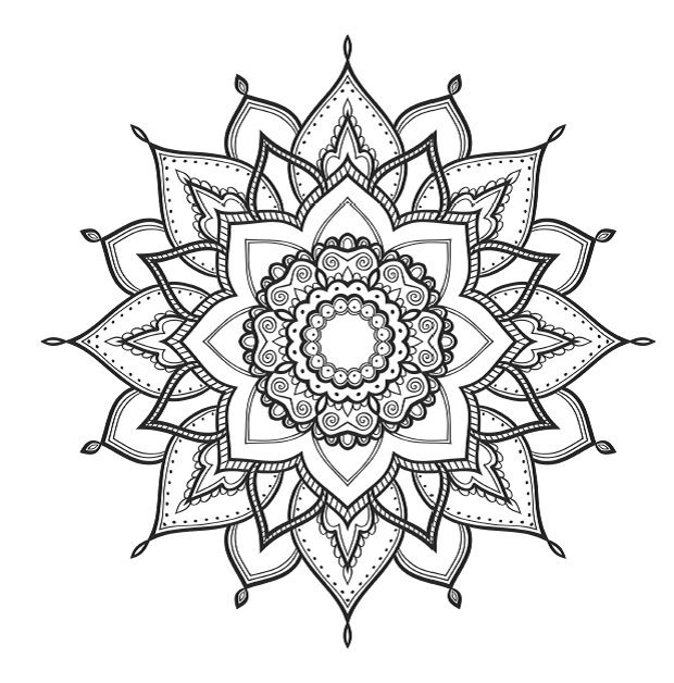 Free Colouring Pages 5 Stunning Mandalas To Colour From Complete Concentration Colouring Book Coloring Pages For Kids Abstract Coloring Pages Mandala Coloring Pages