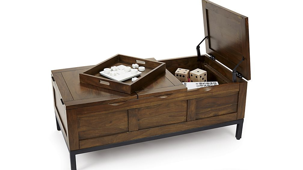 tables coffee table crate and barrel