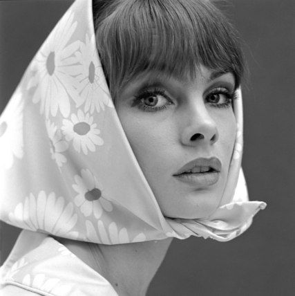 Fashion models of the 60s 100