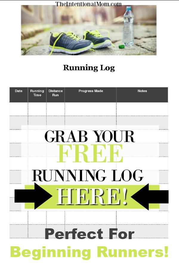 free running log