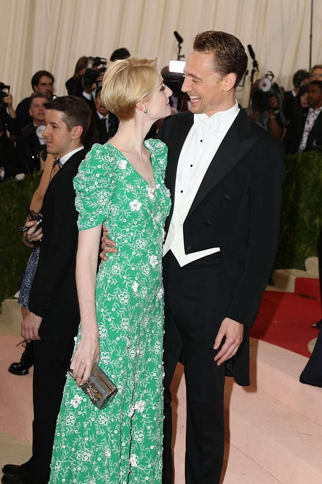 Tom Hiddleston Elizabeth Debicki Look Fantastic Together At Met Gala 2016 Elizabeth Debicki Met Gala Gala Fashion