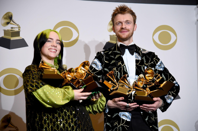 Billie Eilish Won A Ton Of Awards Billie Eilish Billie Grammy