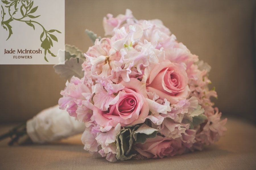 Wedding Bouquet Flowers Gallery | Jade McIntosh Hunter