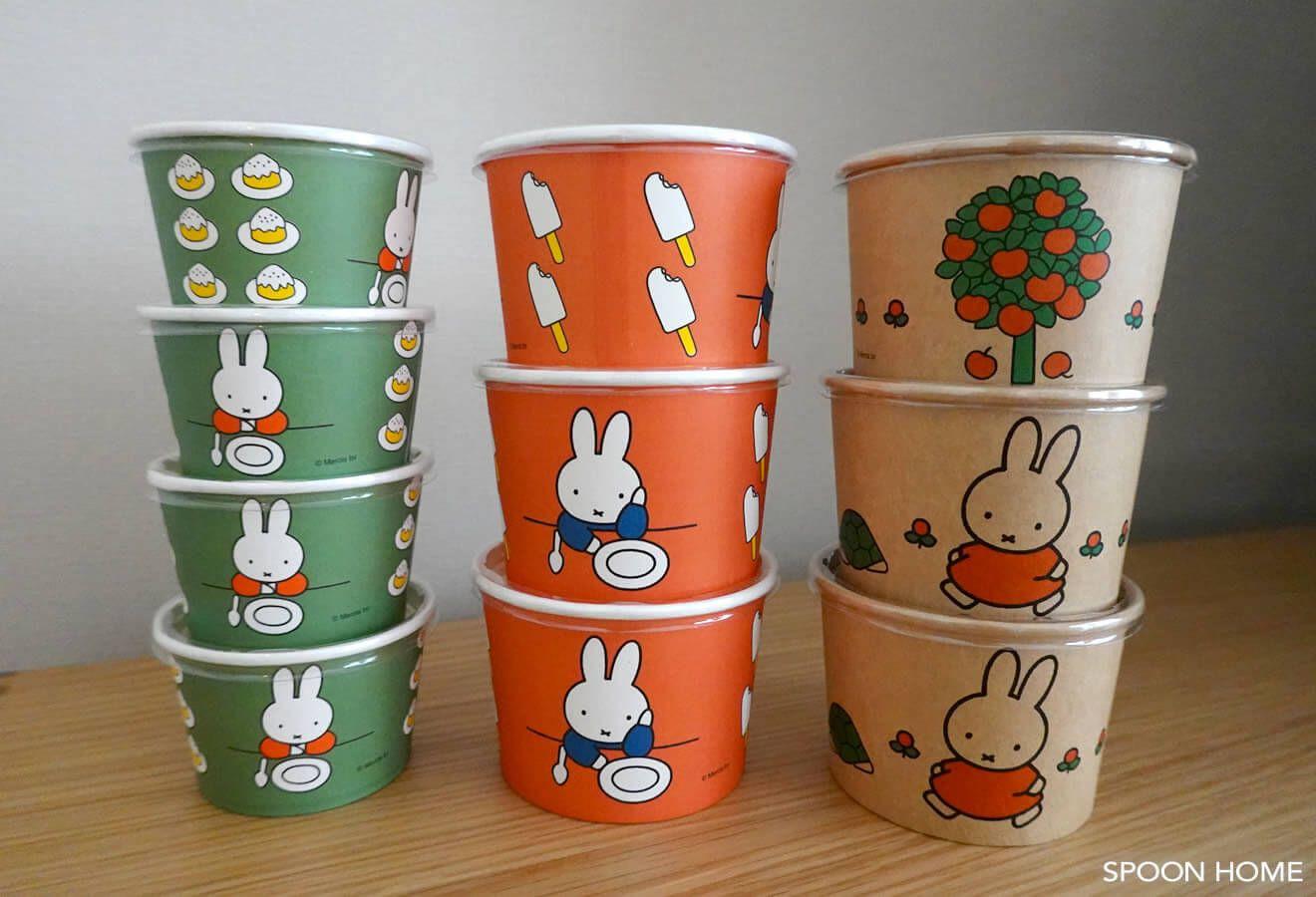 紙皿やアルミホイルが可愛い ダイソーのミッフィーコラボ商品と店舗在庫について ダイソー 紙 皿 ミッフィ