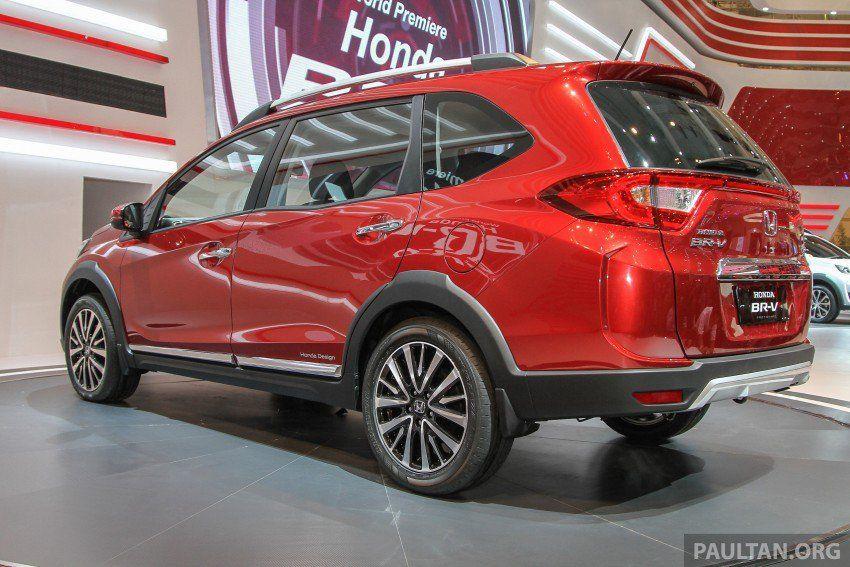 Honda Brv 2020 Malaysia Wallpaper In 2020 New Honda Honda Honda City