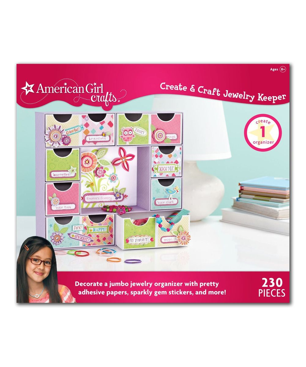 Jewelry Organizer Set For the kids Pinterest