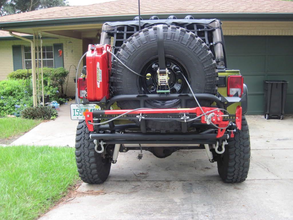 Rear Tire Carrier Options Jkowners Com Jeep Wrangler Jk Forum