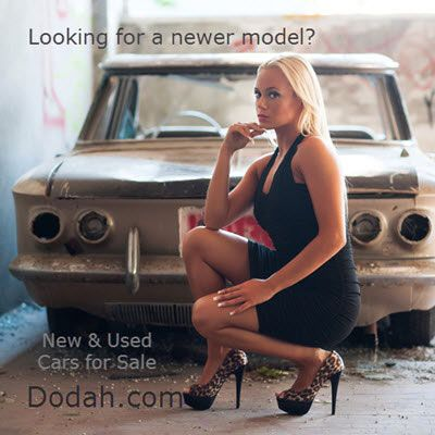 Want a newer version of your old car? Funny ad from Dodah ...