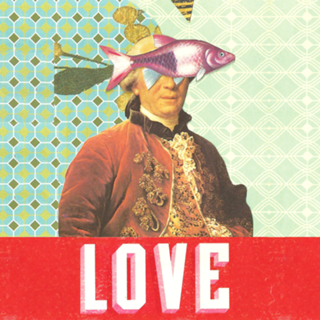 Love · Studio collagevallente · Almofadas · R$65,00
