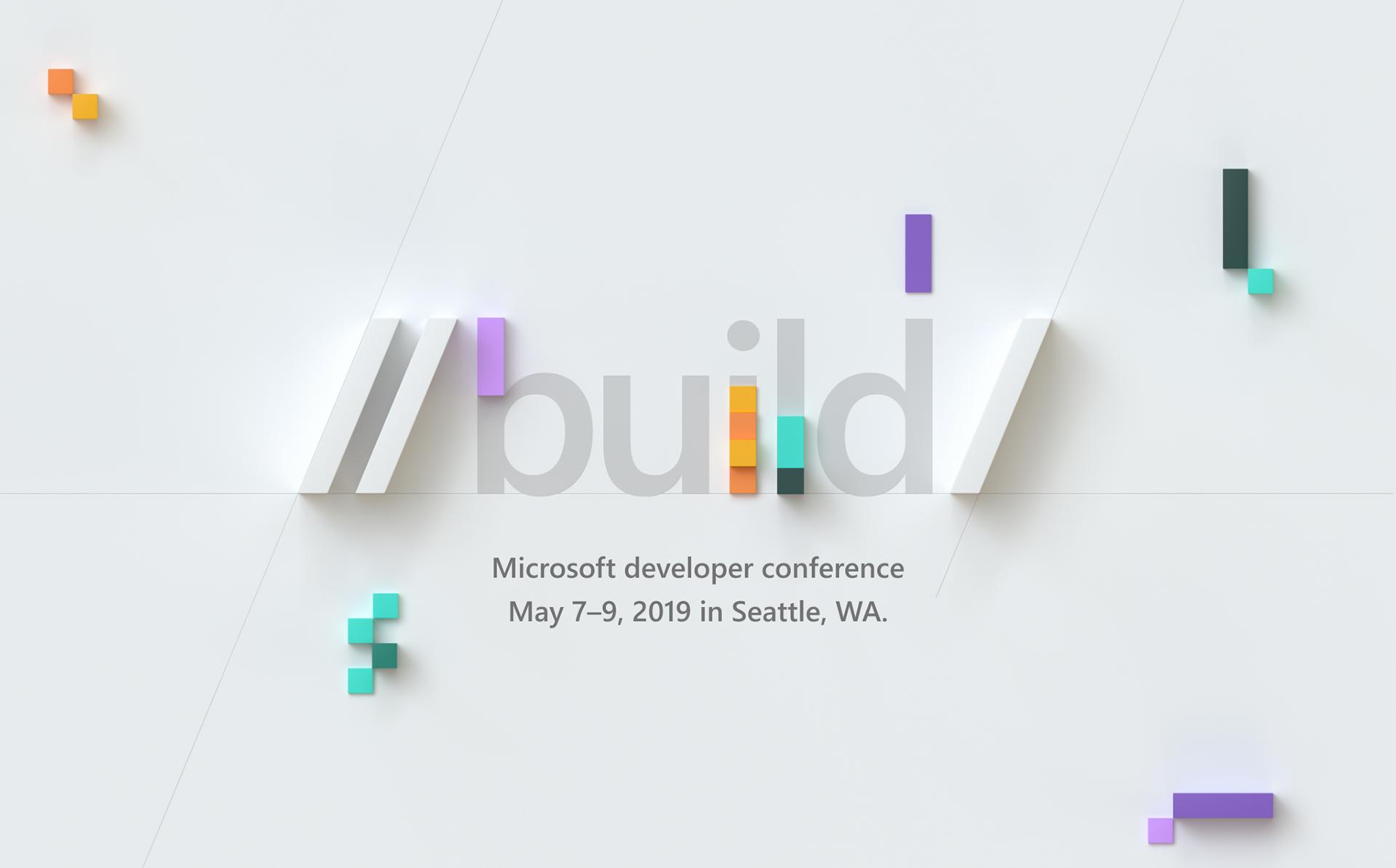 3D & Motion Design for Microsoft Build Developer's
