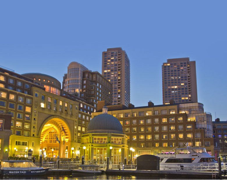 Summer Tails In Boston The City Harbor Hotel Http Www Bhh At Pinterest