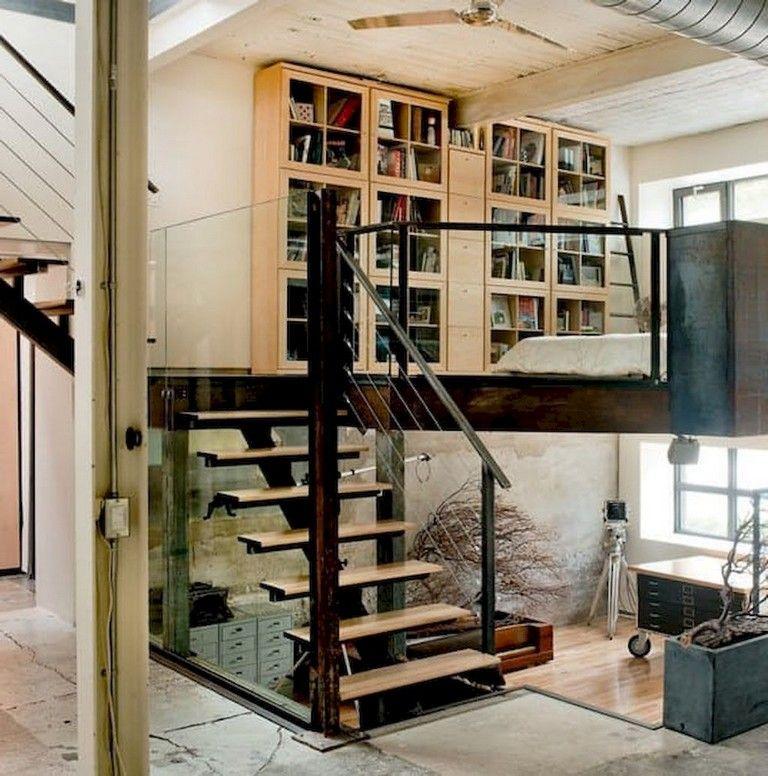 Cheap Loft Apartments: 52+ Stunning Tiny Loft Apartment Decor Ideas