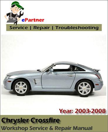 2005 crossfire service manual open source user manual u2022 rh dramatic varieties com 2006 chrysler crossfire repair manual pdf 2017 Chrysler Crossfire