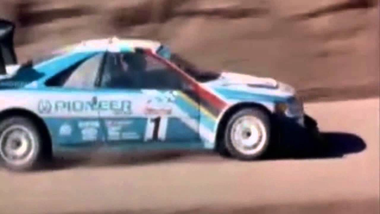 1988 Pikes Peak S Climb Ari Vatanen Onboard In The 405 T16