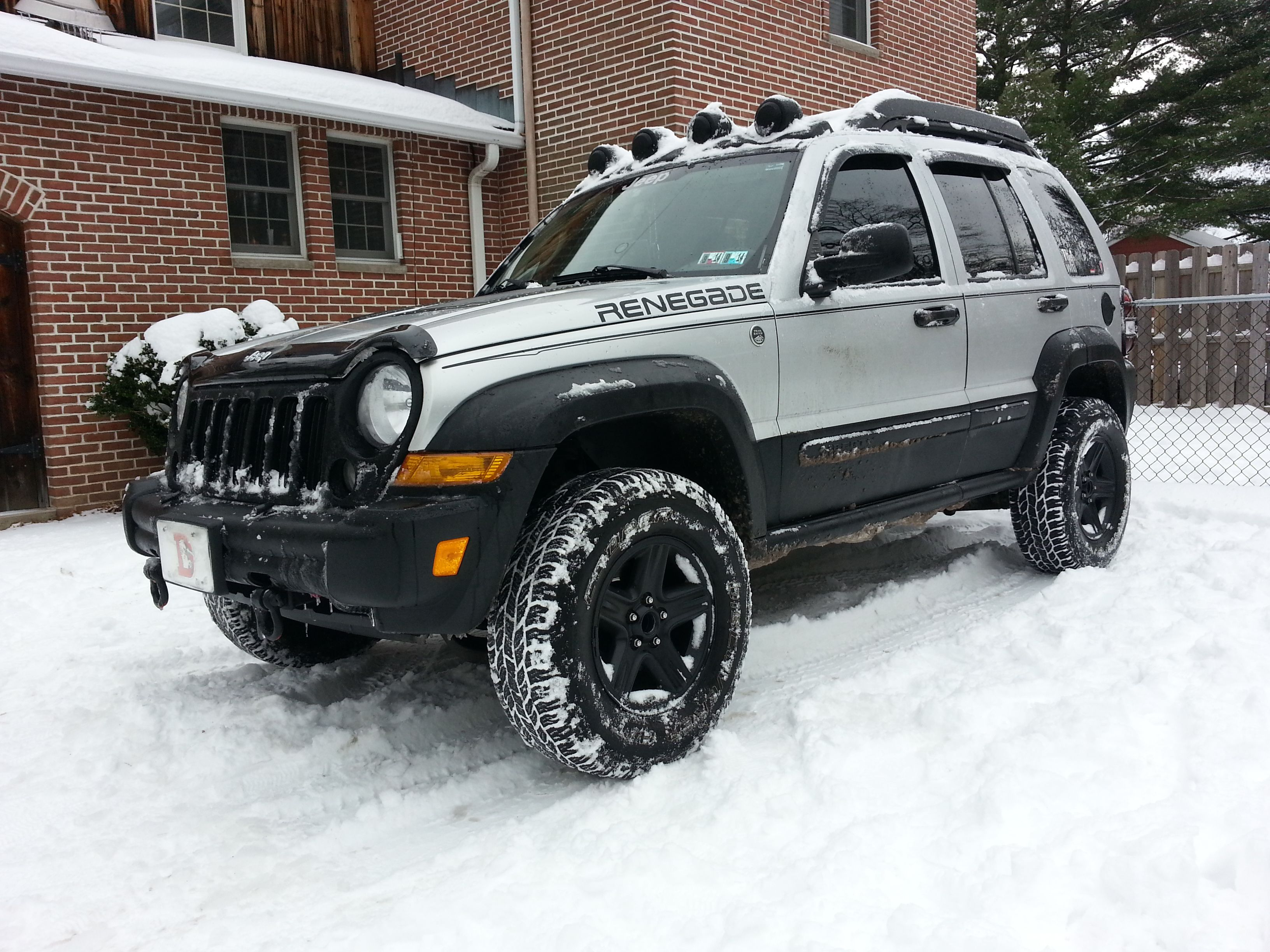 Another Gridiron 4x4 2006 Jeep Liberty Post Photo 18970431