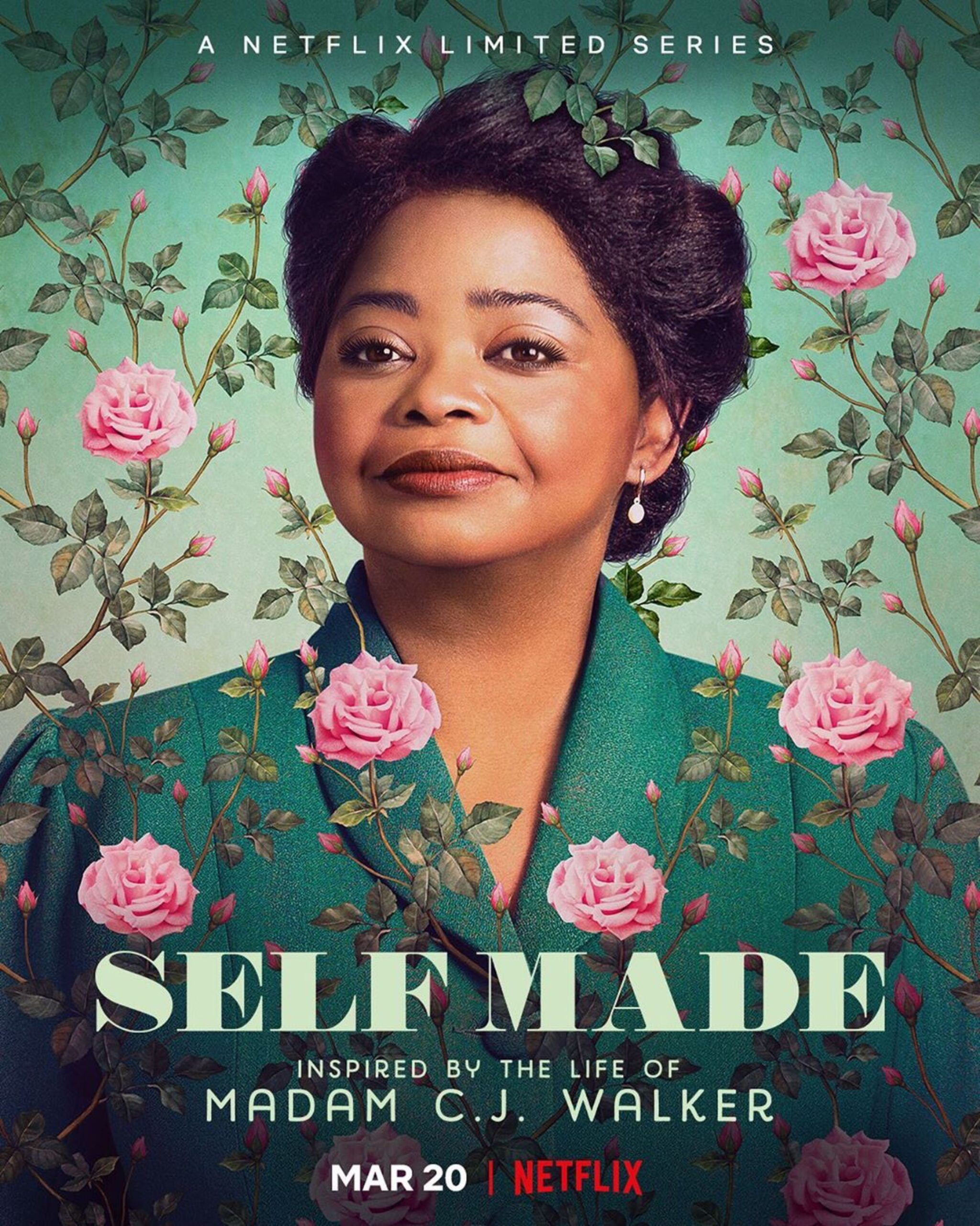 Watch Netflix's 'Self Made Inspired By The Life Of Madam