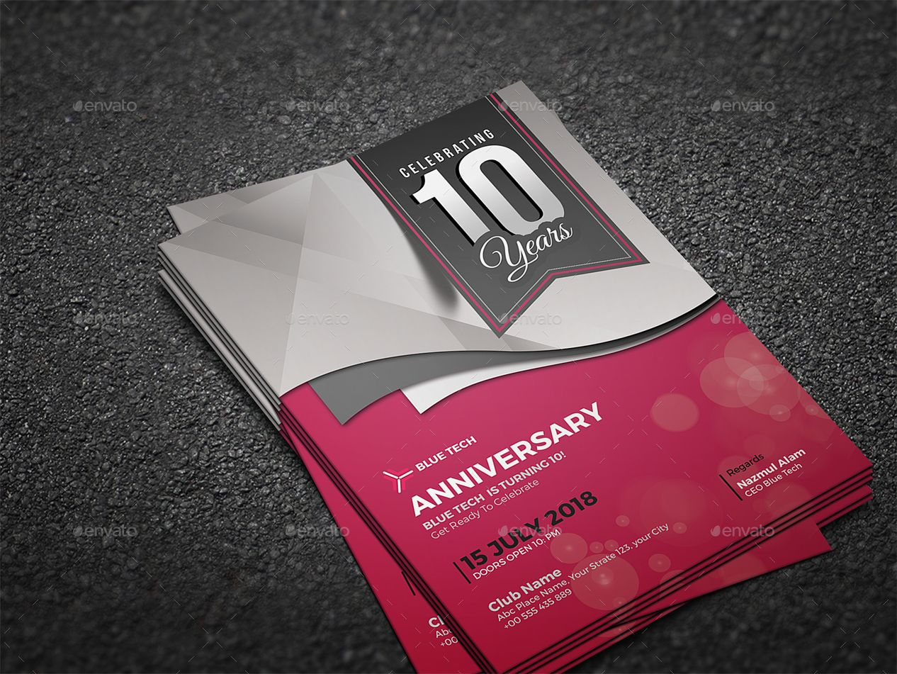 Anniversary Invitation Card Anniversary Invitations Invitation