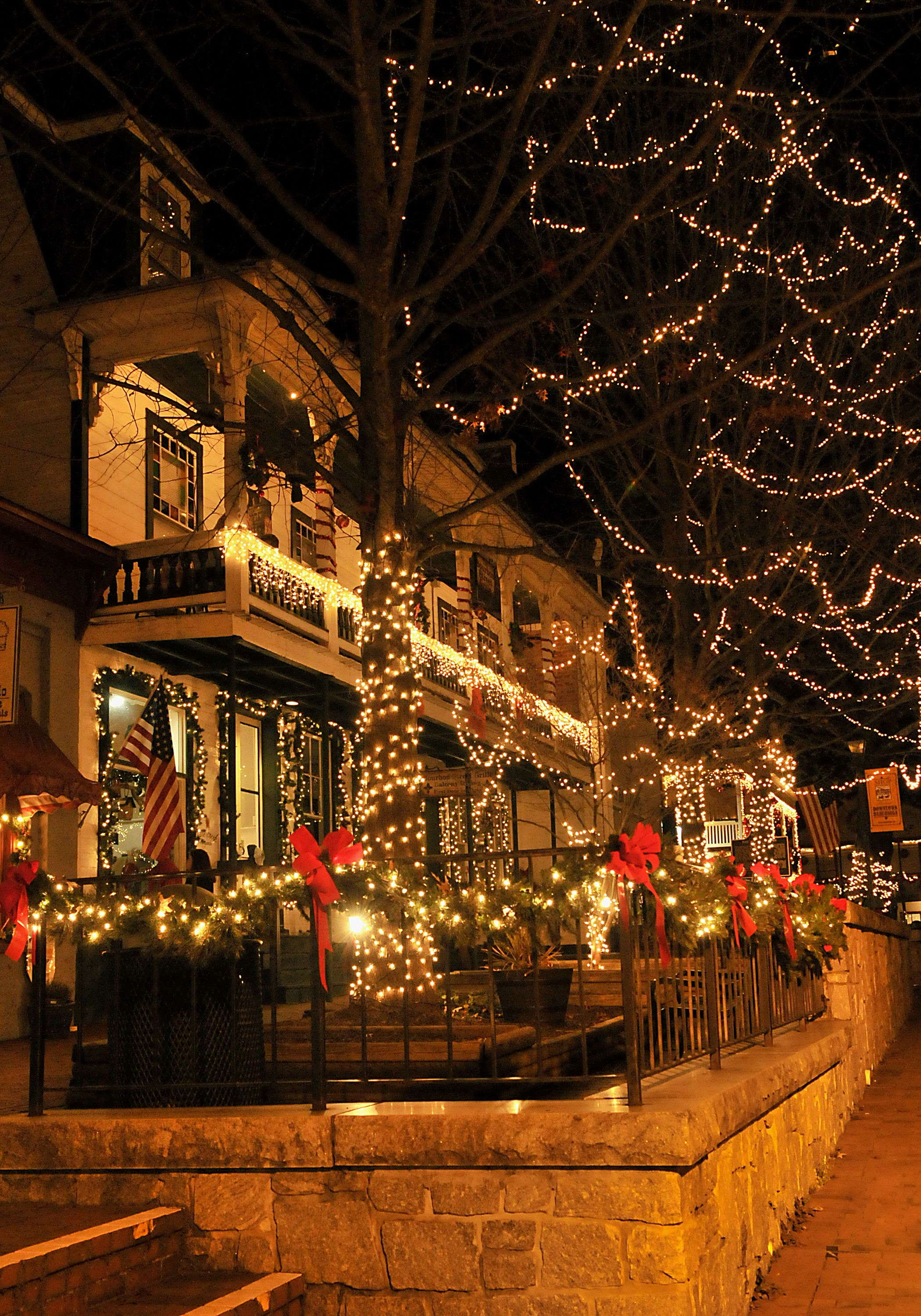 Dreaming of a small town christmas visit dahlonega for Dahlonega ga christmas 2017 schedule