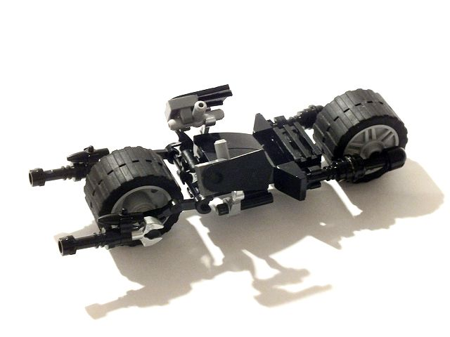 The Dark Knight Batpod Lego Batman Pinterest Lego Lego