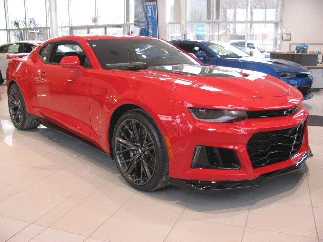 2017 Chevy Camaro Zl1 Reign Over Strip Street And Track