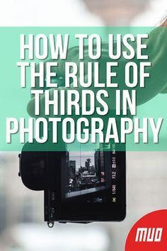 MakeUseOf — Technology, Simplified —  The rule of thirds is probably the first rule of photography you heard about. And it will be the technique you end up using the most. In a nutshell, it's a method to frame your photos better and draw the eyes of the viewer to the object of attention.  #HowTo #RuleOfThirds #Photography #Photographer