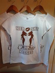 Her/She Kisses