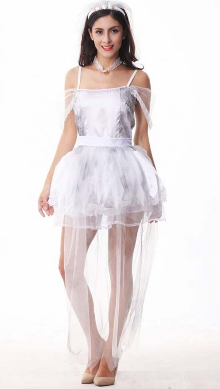 Sexy ghost g bride doll Halloween Costume US$5252 Bride - halloween ghost costume ideas