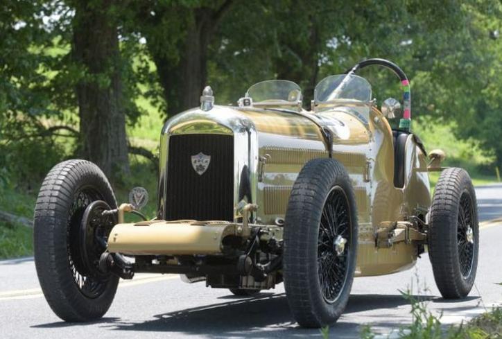1935 Ford Amilcar