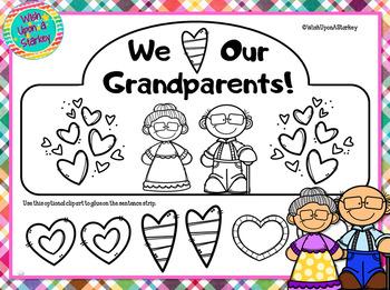 Grandparents Day Crown 2 #grandparentsdaycrafts