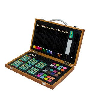 Loving this Awesome Art Supply Set on #zulily! #zulilyfinds