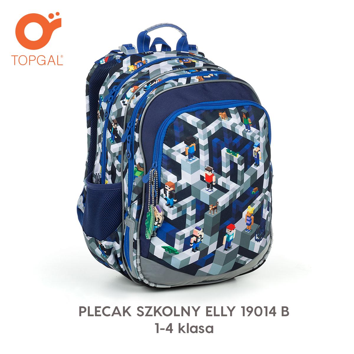 63011ab95cb7c Plecak szkolny dwukomorowy dla chłopca Topgal CHI 754 | Plecaki szkolne dla  chłopców | Backpacks, Bags i Fashion