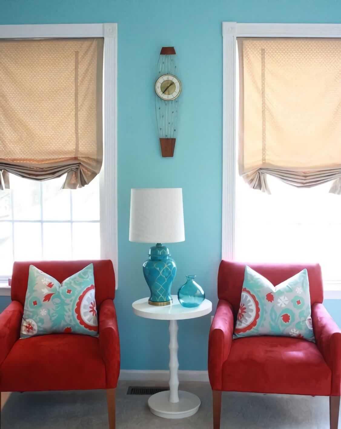 11 Living Room Color Ideas For Your New Home Choice Enthusiasthome Red Living Room Decor Living Room Turquoise Living Room Red